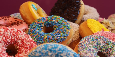 Economics Research, Pizza & Doughnuts with Economics Faculty tickets