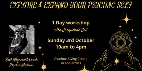 Explore & Expand Your Psychic Self tickets