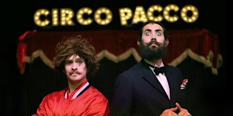Circo Pacco biglietti