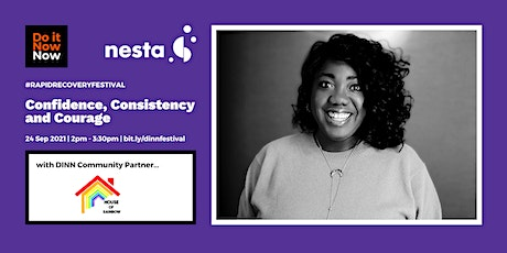 Confidence, Consistency and Courage Workshop for Black LGBTQ people tickets