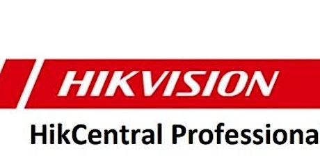 MASTERCLAS-HIKVISION-HIKCENTRAL-SOFTWARE biglietti