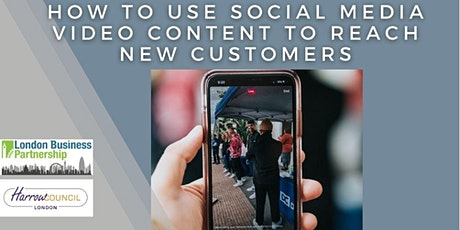 How to use social media video content to reach new customers tickets