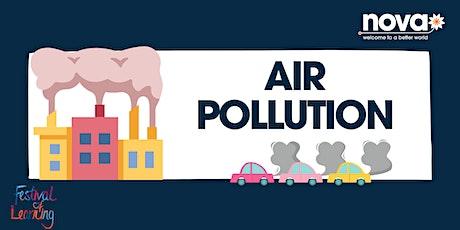 Meet a Scientist: Air Pollution and Environmental Impact tickets