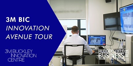 3M Buckley Innovation Centre - Guided Innovation Avenue Tour tickets