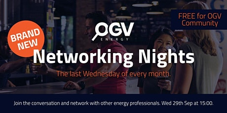 OGV Networking tickets