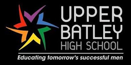Upper Batley High School Open Evening tickets
