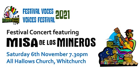 Voces Festival Concert - Whitchurch tickets
