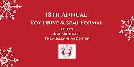 Twin City Santa Toy Drive & Semi-Formal tickets