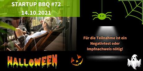 Startup BBQ #72 - Halloween Special Tickets