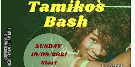 Tamiko's Bash Tickets