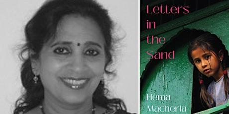 Book Launch: Award-winning author Hema Macherla's long awaited third novel tickets