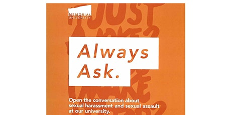 Transcultural Awareness of Sexual Assault and Sexual Harassment tickets