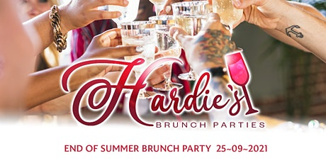 End of Summer Brunch party tickets