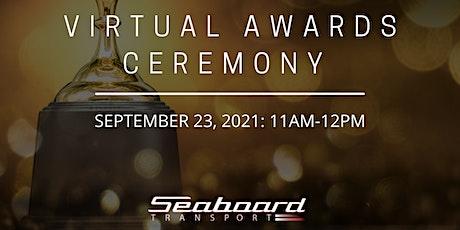 Virtual Award Ceremony tickets