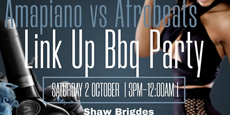 Scotland-Dublin-Belfast- Amapiano vS Afrobeats Link Up BBQ Party tickets