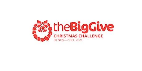 Christmas Challenge 2021 Webinar 3: Ask The Panel tickets