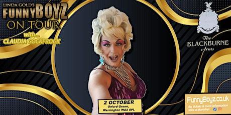 FunnyBoyz on Tour: Claudia Cockfrock in Warrington tickets