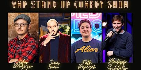 Verprügelt mit Punchlines - Stand-up Comedy Show (18.09.2021) Tickets