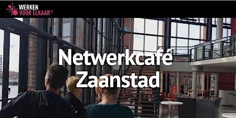 Netwerkcafé Zaanstad: Jouw weg naar werk tickets