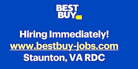 Best Buy Job Fair - Open Interviews! Hiring Immediately! tickets