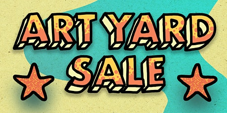 Art Yard Sale - The Private View tickets