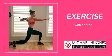 Restart a Heart Day 2021 - Fitness with Xanthe tickets