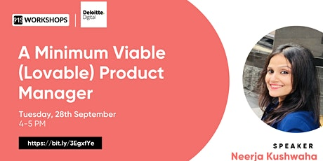 A Minimum Viable (Lovable) Product Manager tickets