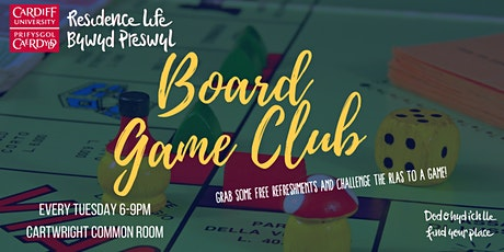 Cartwright Board Game Night tickets
