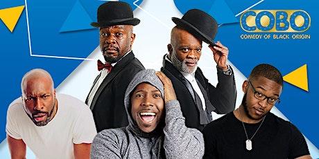 COBO : Comedy Shutdown Black History Month Special - Birmingham tickets