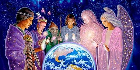 Writing for Spirit Archangels and Ascended Masters - Online and In Person tickets