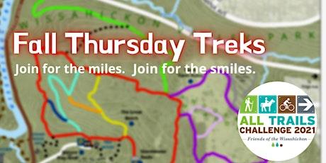 Fall Thursday Treks tickets