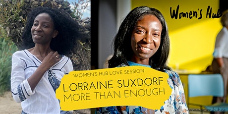 LOVE SESSION with LORRAINE SUXDORF - November 3rd, 2021 tickets