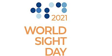 World Sight Day 2021 tickets