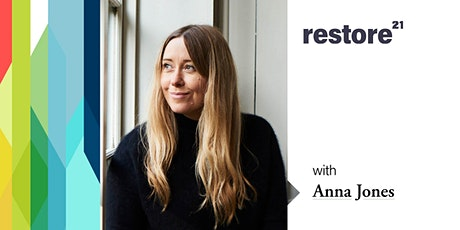 Restore: Food for the Soul - Cookalong with  Anna Jones tickets