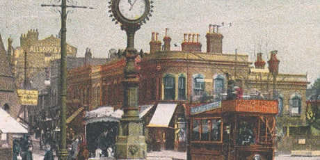 Online history talk: 'Forest Gate - Development of a Victorian Suburb' tickets