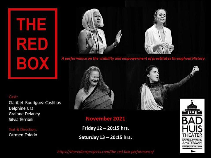 Afbeelding van The Red Box
