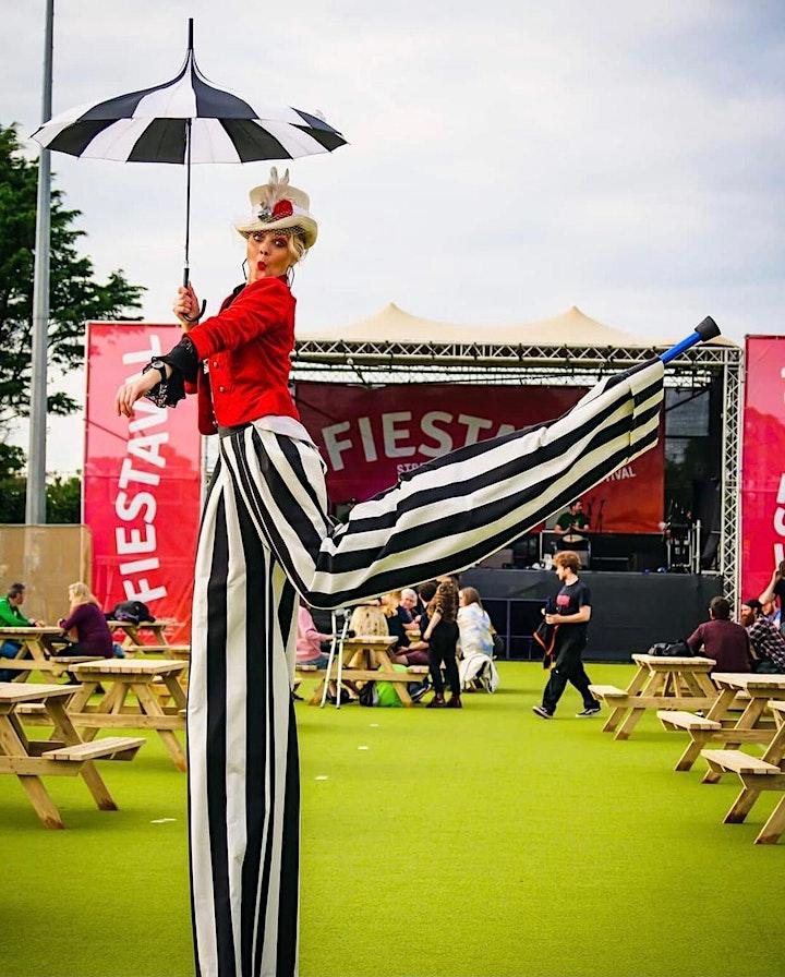 Fiestaval Street Arts & Circus Festival image