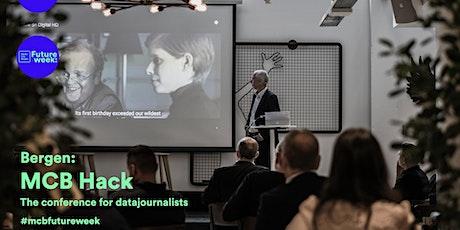 MCB Hack - Et nerdete treff for datajournalister tickets