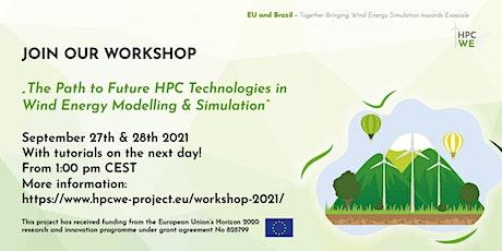 The Path to Future HPC Technologies in Wind Energy Modelling & Simulation biglietti