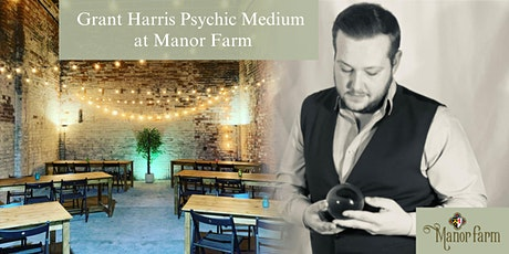 Grant Harris Psychic Night. tickets