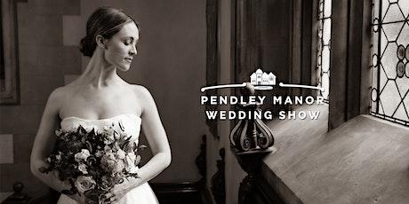 The Pendley Manor Wedding Show tickets