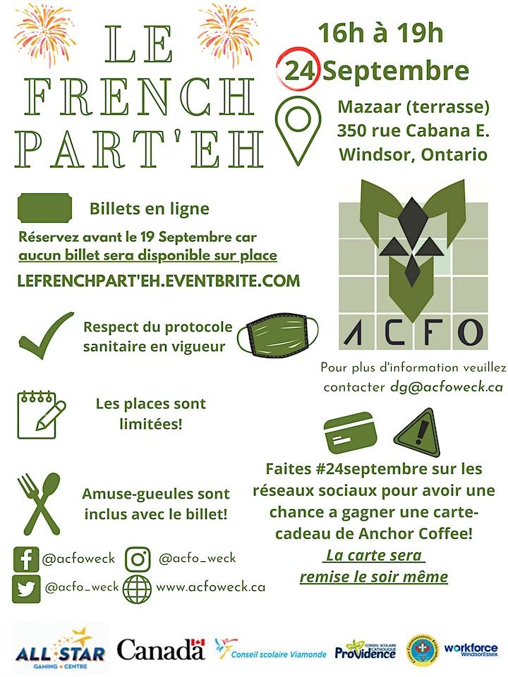 Image de LE FRENCH PART'EH