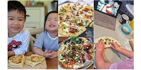 Free Kids Cooking Class - Thin Crust Pizza tickets