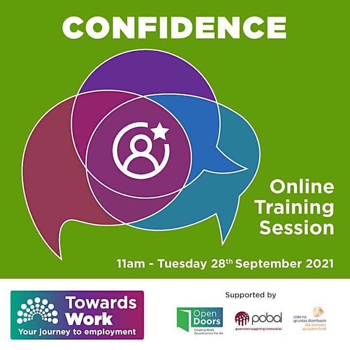 Towards Work Training- Building Confidence image