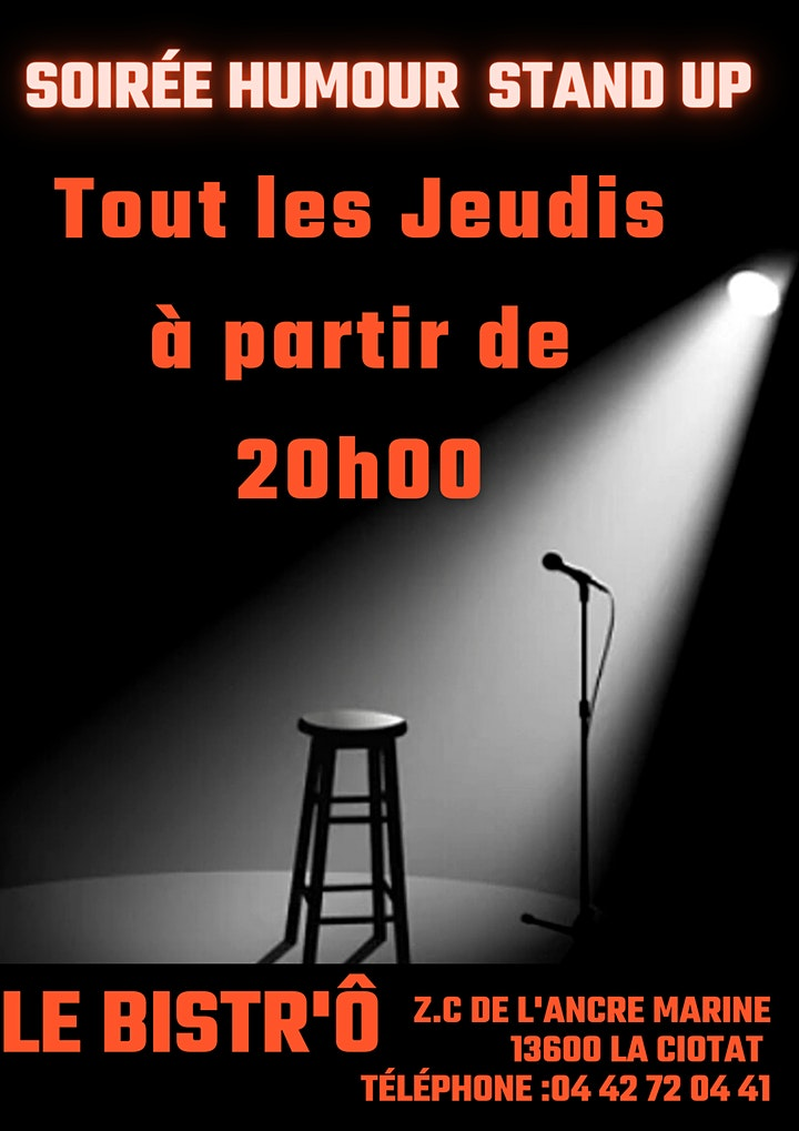 Image pour La Ciotat Comedy Club