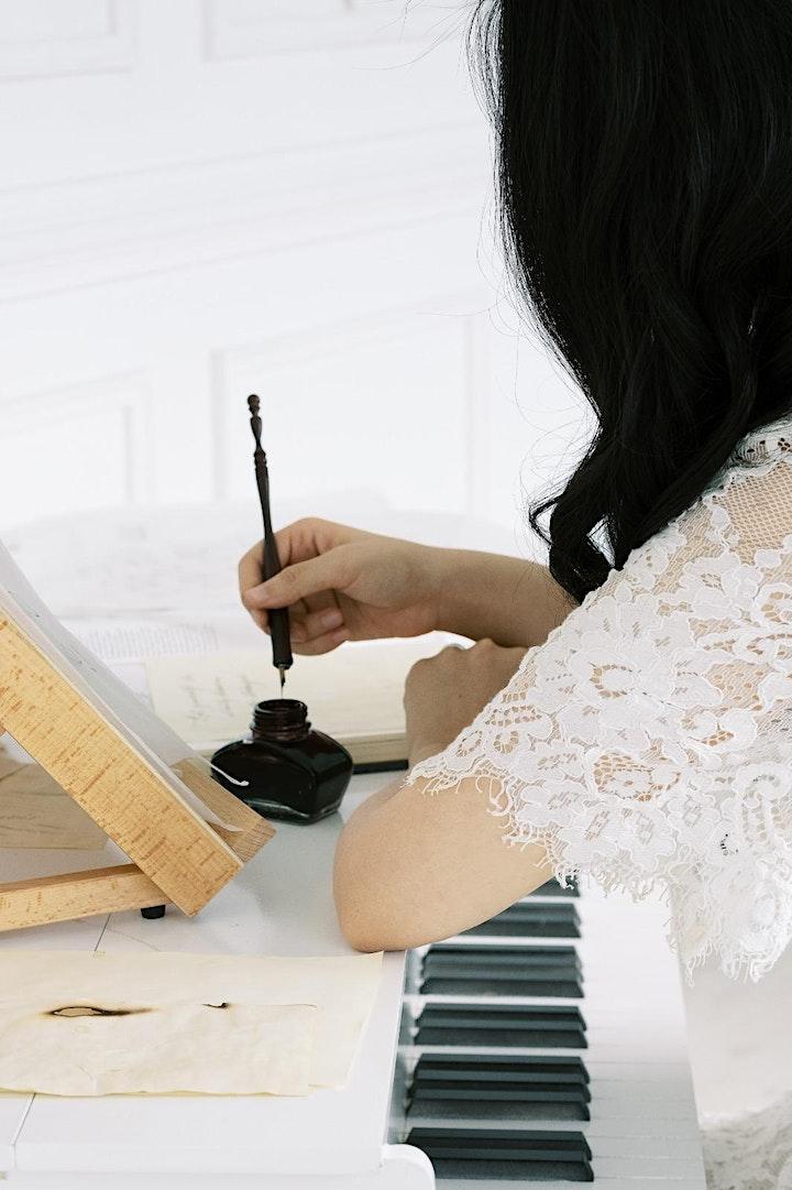 Mindful Calligraphy Workshop  靜心書法班 image