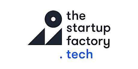 thestartupfactory.tech book launch & future of tech event tickets