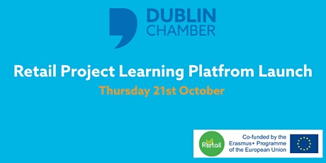 Retail Project Digital Learning Platform Launch tickets