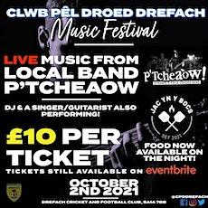 Drefach Music Festival tickets