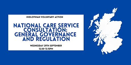 NCS Consultation: General Governance and Regulation tickets
